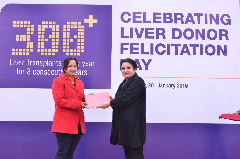 CLBS hosts Donor Felicitation Day