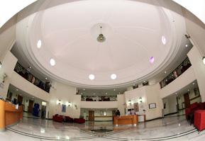 Health-Care in Indraprastha Apollo Hospitals Delhi, India